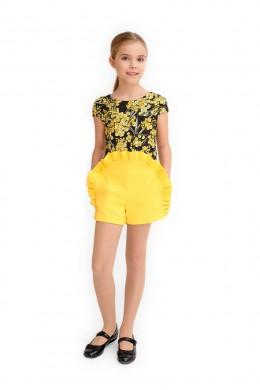 Ylang Shorts Yellow