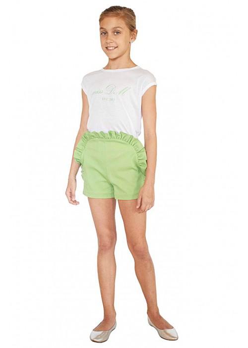White DM Miss Green T-shirt