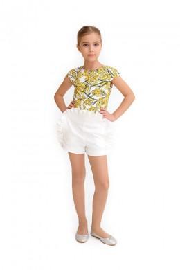 """Shorts """"Ylang"""" white"""