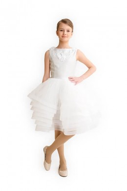 "Dress ""Liana"" white"