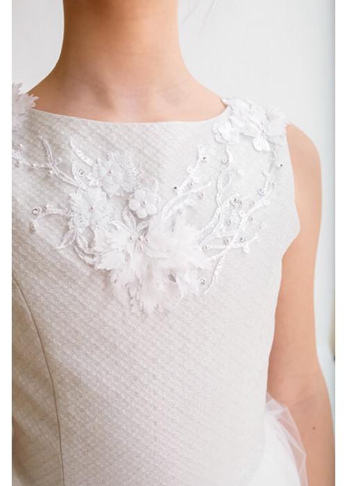 "Dress ""Liana"" white"
