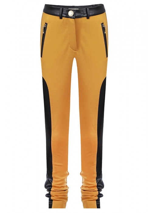 "Trousers ""Polo"" mustard"