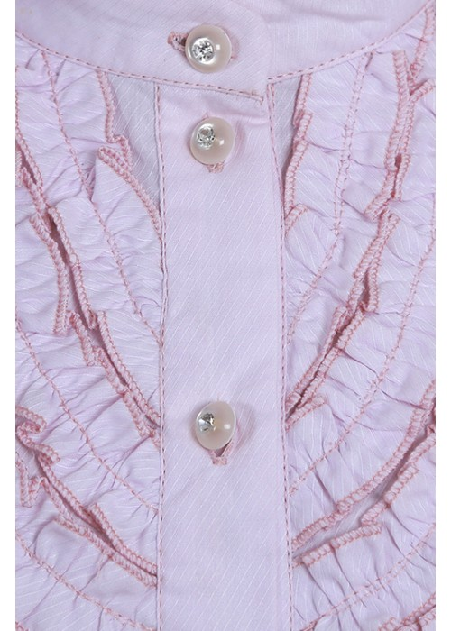 "Blouse ""Young lady"" pink"