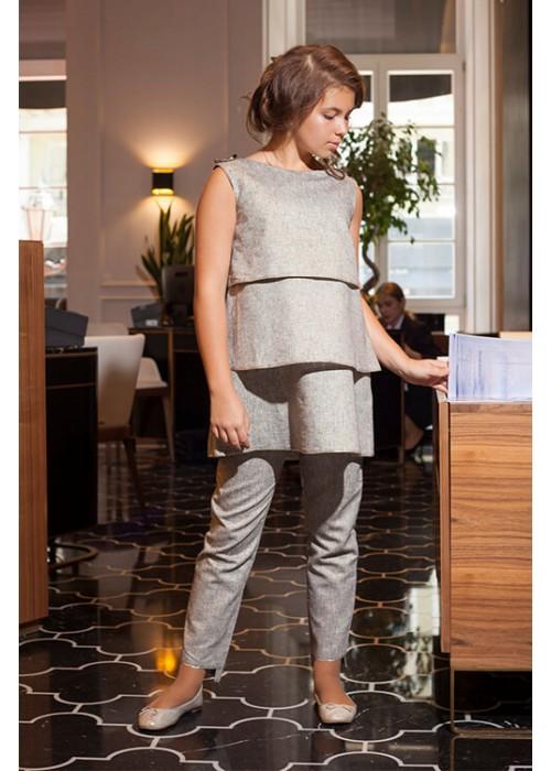 "Costume ""Cascade"" Gray"