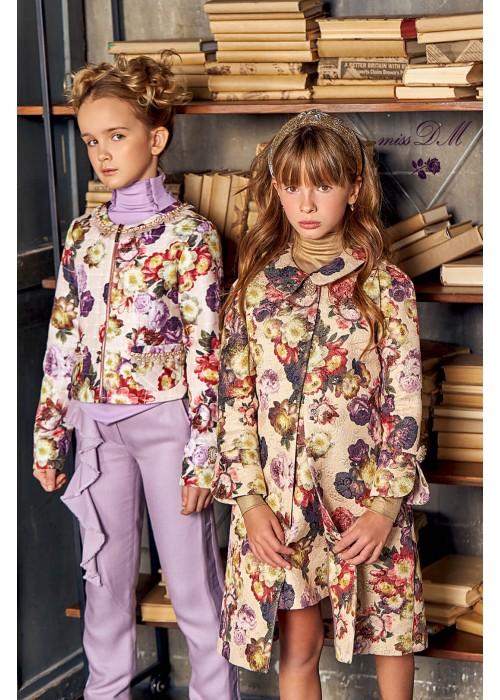"""Trousers """"Fiesta"""" purple"""