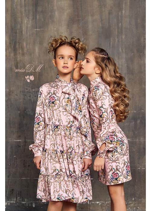 "Dress ""Chic"" pink"