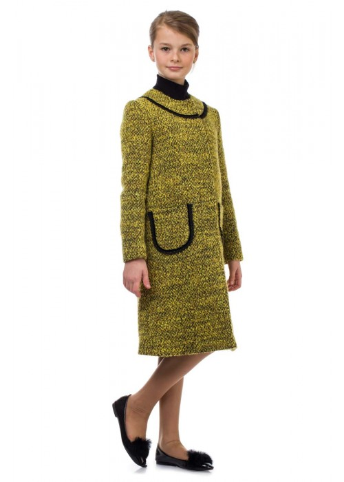 "Coat ""Glamor"" green"