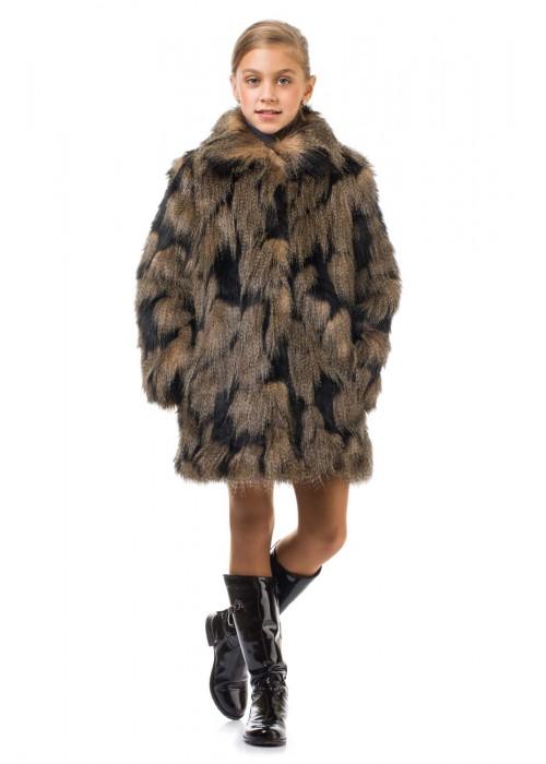 Fur Coat Bird