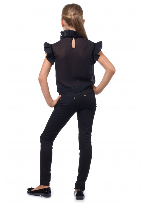 "Блуза ""Анабель"" черная"
