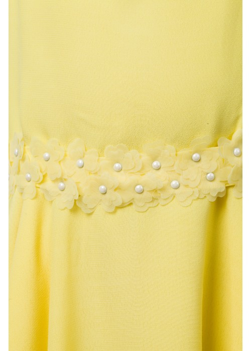 "Dress ""Dance"" yellow"