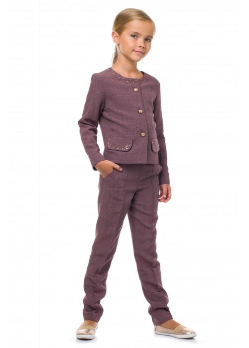 Pants plum