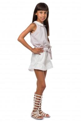 "Jumpsuit ""Moulin Rouge"" white"