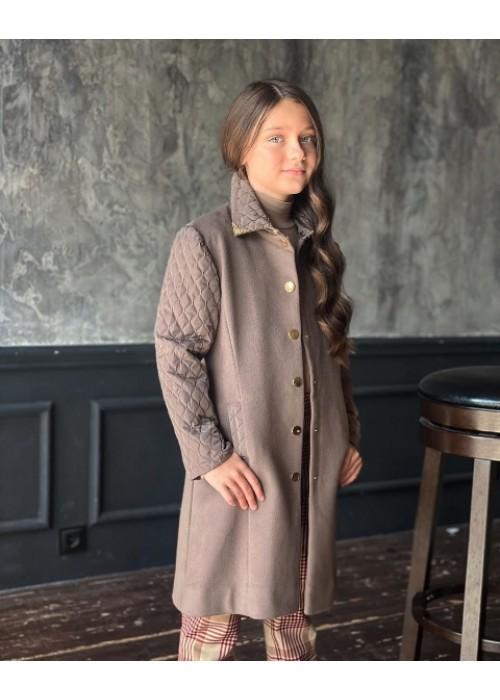 """Coat """"Bristol"""" cappuccino"""
