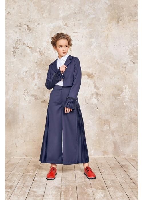 "Jacket ""Molly"" blue"