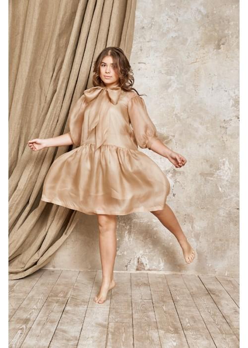 """Dress """"Amanda"""" beige"""