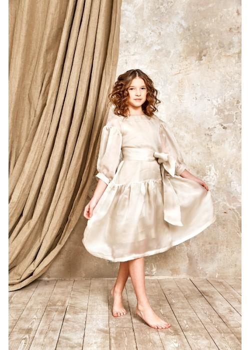 "Dress ""Amanda"" milk"