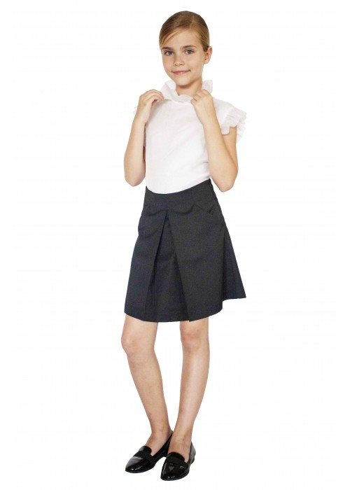 "Skirt ""Geometry"" black"