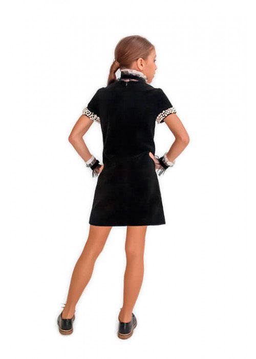 Платье Chanel черное