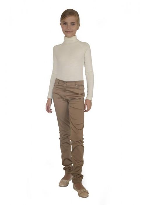 Mocha Cotton Jeans