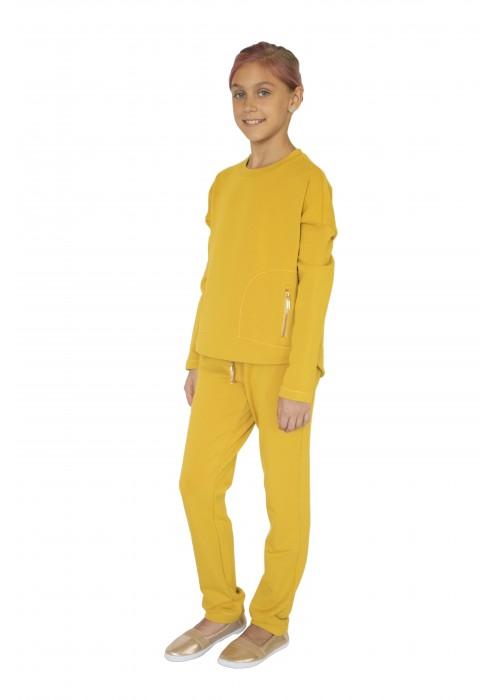 "Sports suit ""Brazil"" mustard"