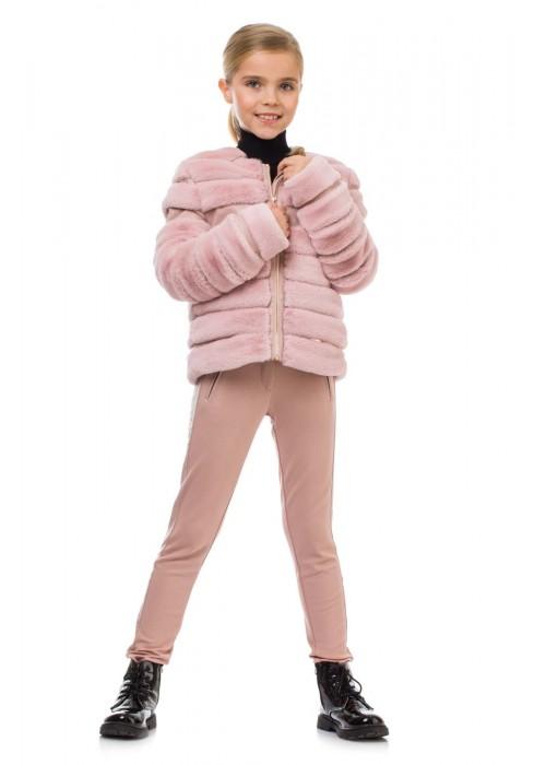 """Jacket """"Erica"""" pink powder"""
