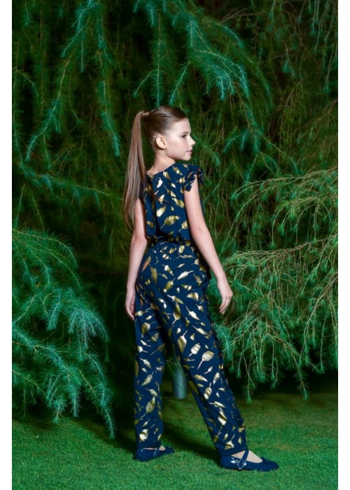 "Jumpsuit ""Barbie"" dark blue"