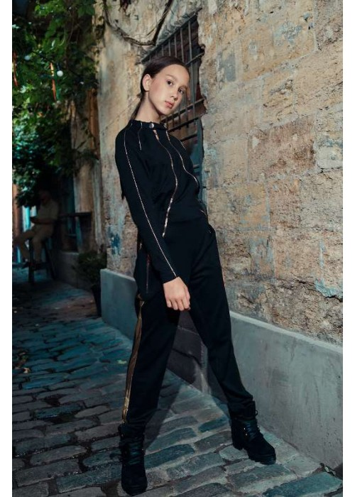 "Jumpsuit ""Ornella"" black"