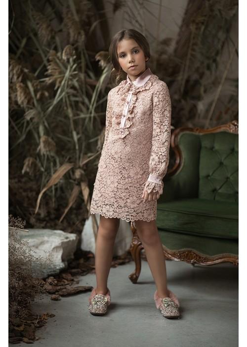 "Dress ""Lilu"" pink"