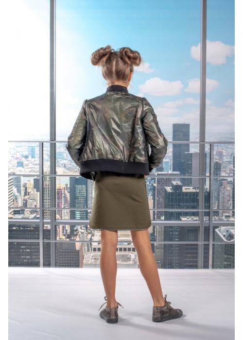 """Skirt """"Megan"""" khaki"""