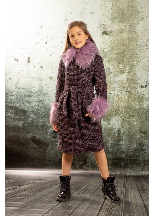 """Coat """"Jazz"""" purple"""