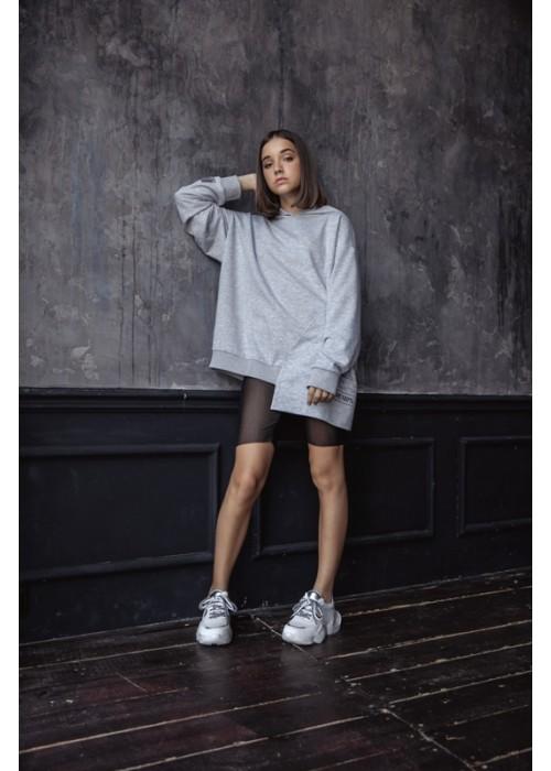 "Sweatshirt ""April"" gray"