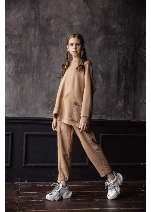 "Sweatshirt ""April"" camel"