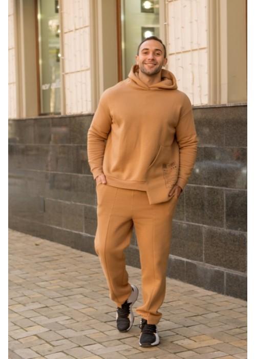 """Suit """"April"""" camel warm"""