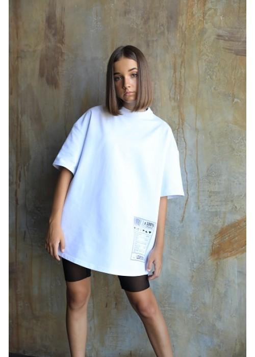 """T-shirt """"Olivia"""" white"""