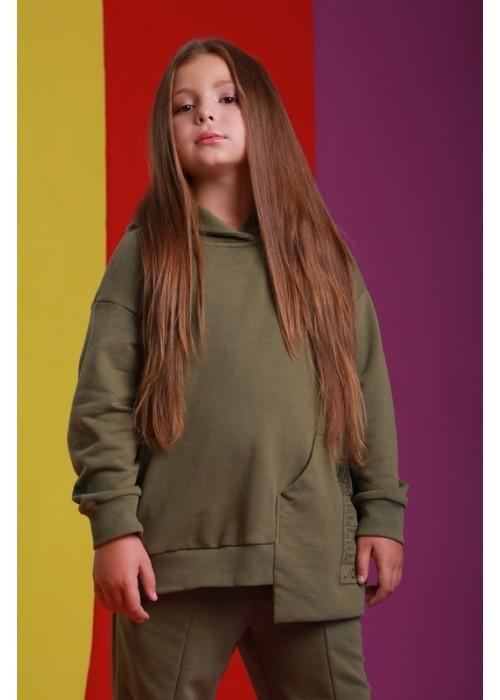 "Sweatshirt ""April"" khaki"